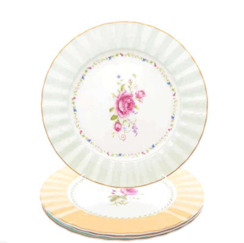 Набор тарелок Repast Времена года 26 см