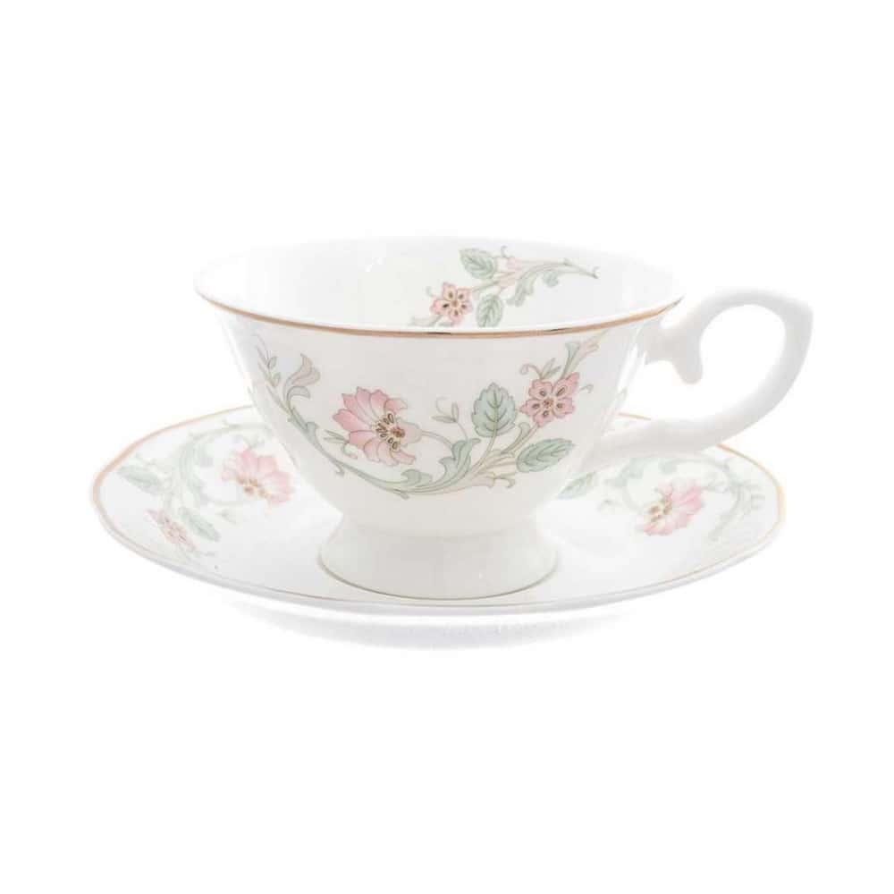 Чайная пара Цветочная феерия 230мл Роял Классикс 42572