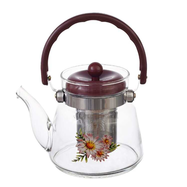 Чайник с металлическим ситом Royal Classics 46338
