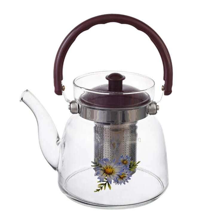 Чайник с металлическим ситом Royal Classics 46058