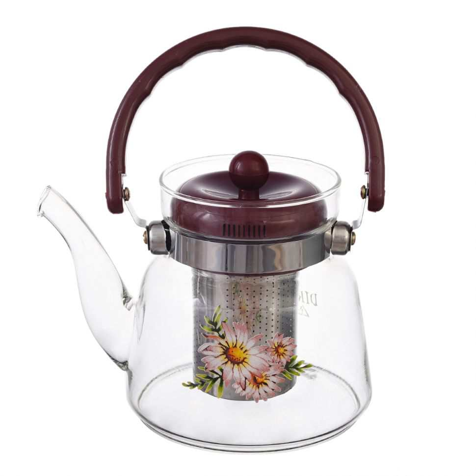Чайник с металлическим ситом Royal Classics 46061