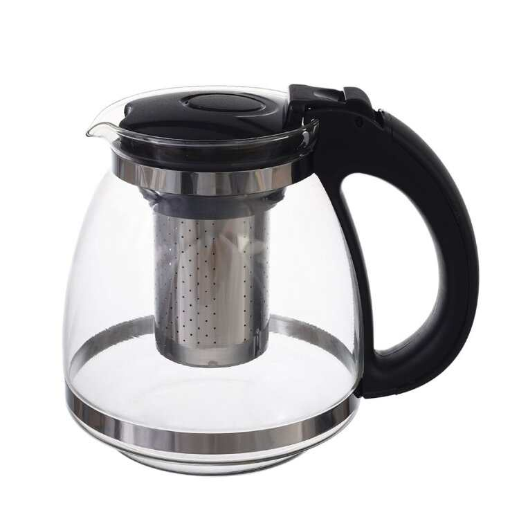 Чайник с металлическим ситом Royal Classics 46071