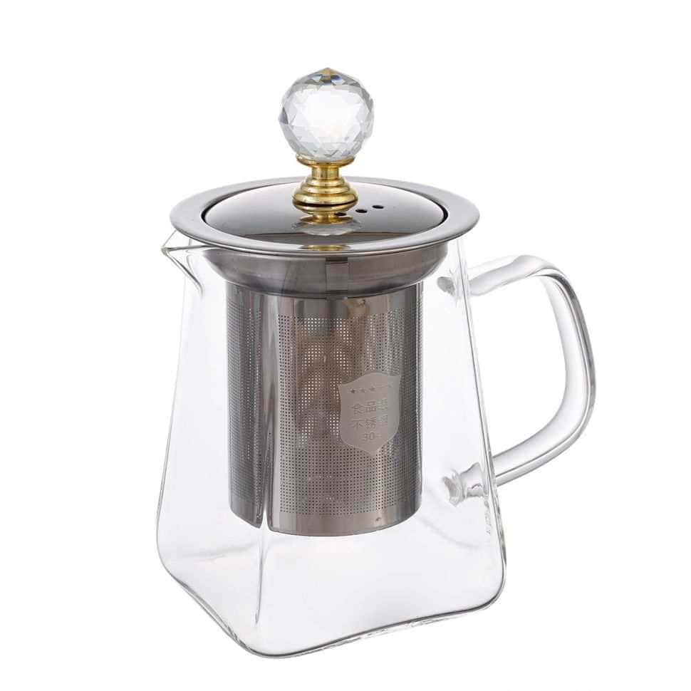 Чайник с металлическим ситом Royal Classics 400 мл 46094