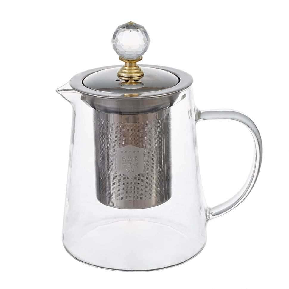 Чайник с металлическим ситом Royal Classics 500 мл 46098