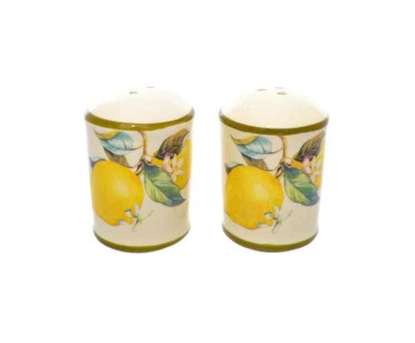 Набор для специй Royal Classics Лимоны 2 пр