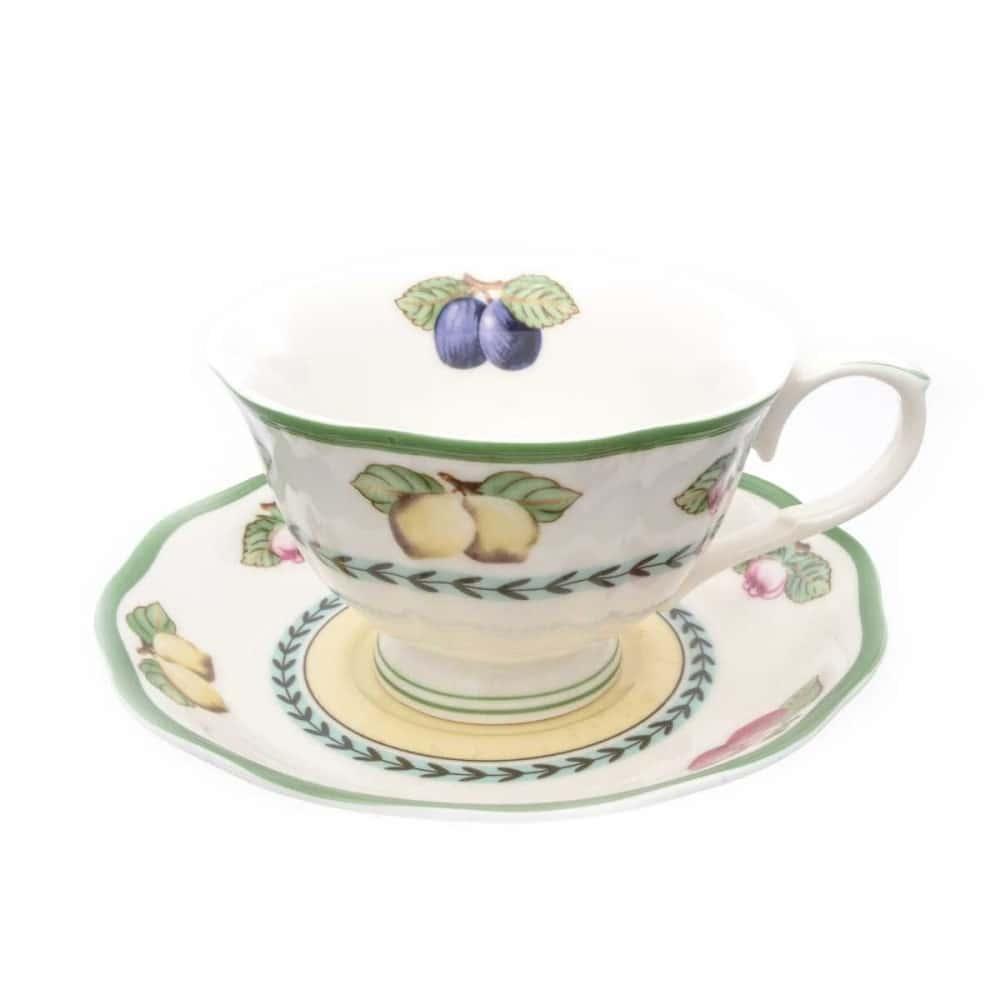 Набор чайных пар Royal Classics 220мл