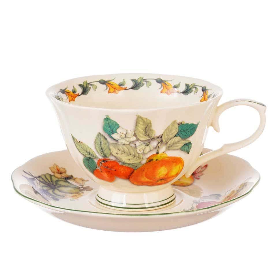 Набор чайных пар Royal Classics 220мл (6 пар) 45973