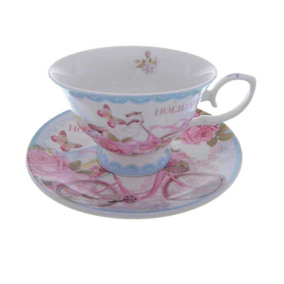 Чашка с блюдцем Royal Classics 46180