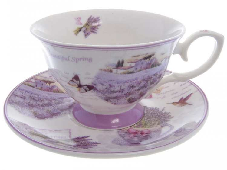 Чашка с блюдцем Royal Classics 46181