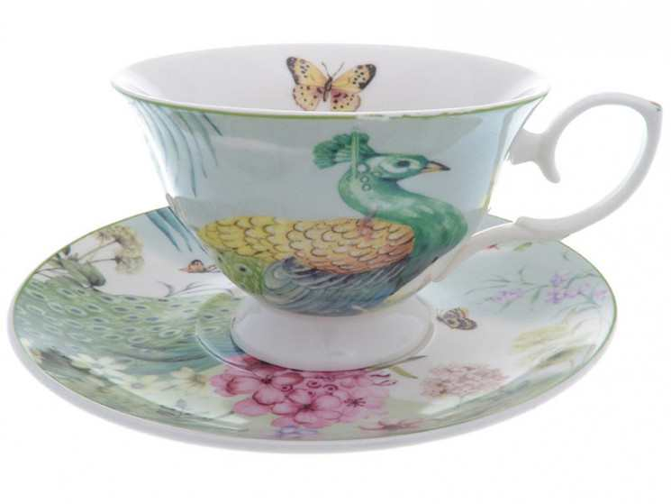 Чашка с блюдцем Royal Classics 46183