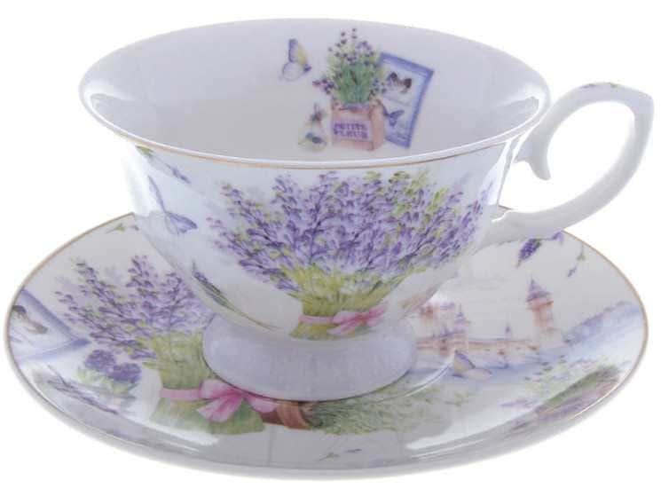 Чашка с блюдцем Royal Classics 46184