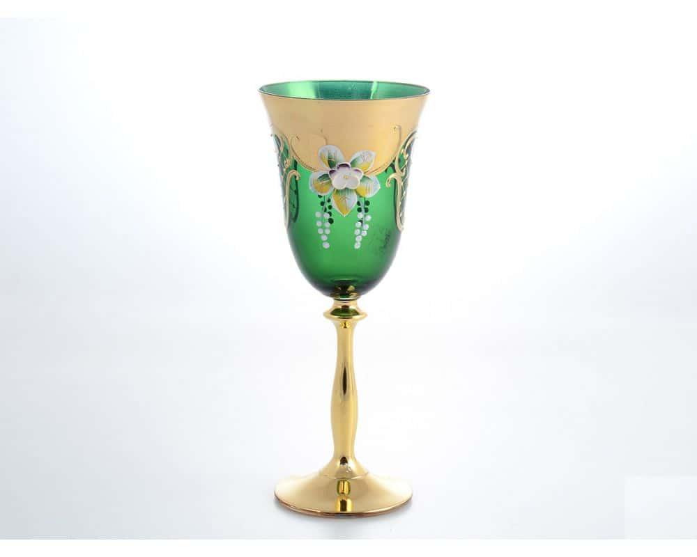 Анжела AS Crystal Набор бокалов для вина 250 мл 6 шт.