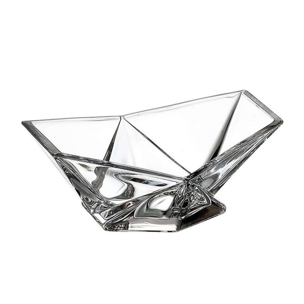Конфетница Origami 15 см Кристалайт Богемия