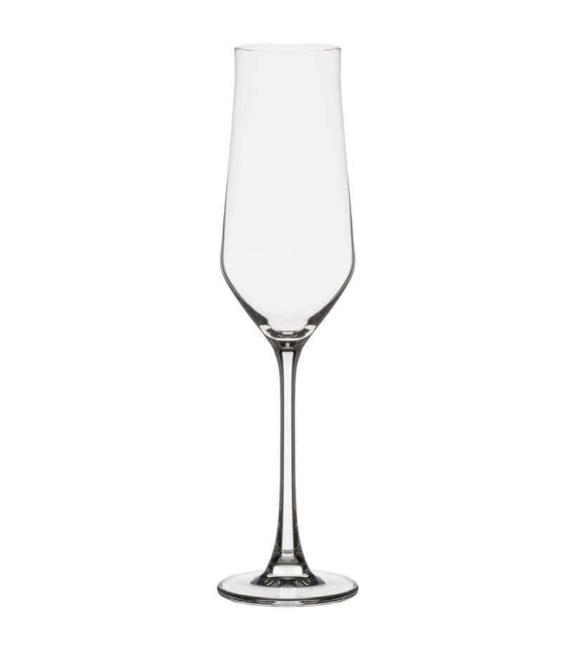 Набор фужеров для шампанского Crystalite Bohemia Alca 220 мл
