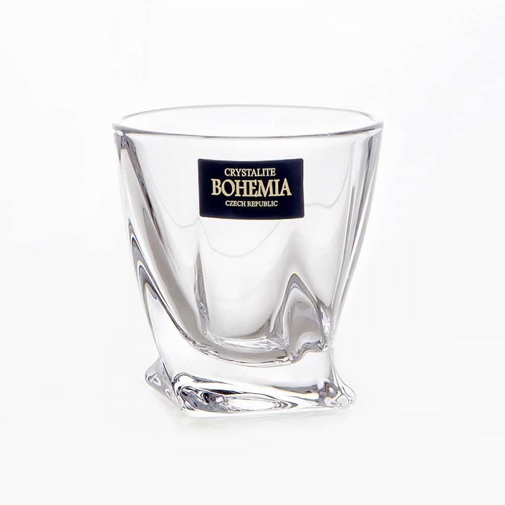 Набор стопок для водки 55 мл QUADRO Crystalite Bohemia