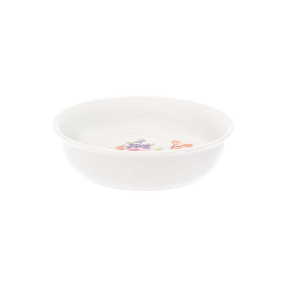 Блюдо для запекания Dubi Цветочный мотив 16,2 см, 450 мл