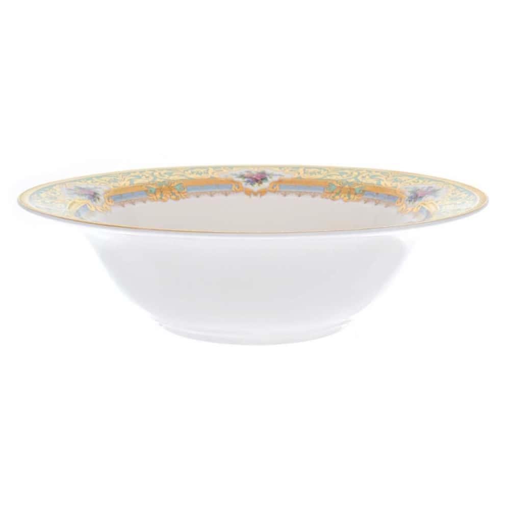 Салатник Falkenporzellan Opal Seladon Gold 24 см