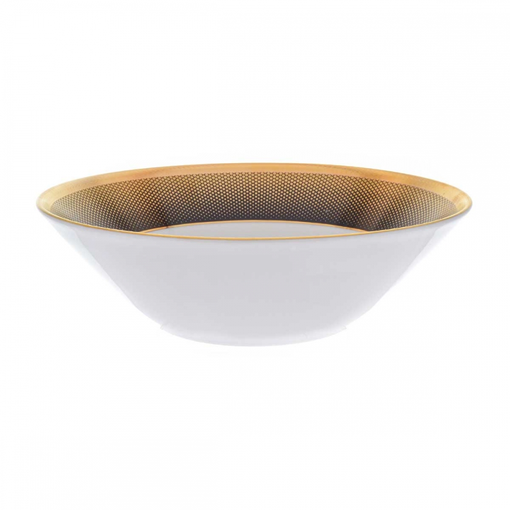 Салатник Rio black gold 24 см