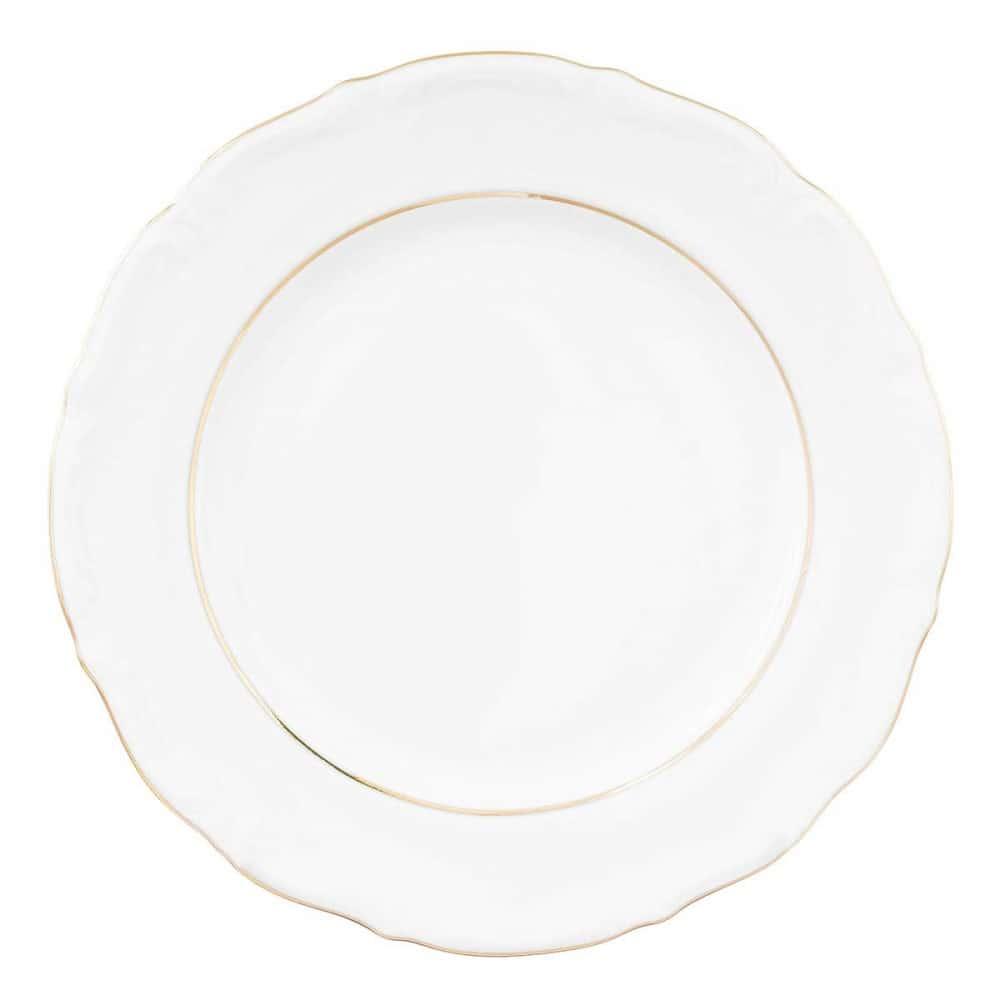 Набор плоских тарелок 21 см Repast Классика( 6 шт)