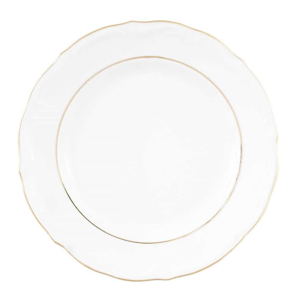Набор плоских тарелок 19 см Repast Классика( 6 шт)