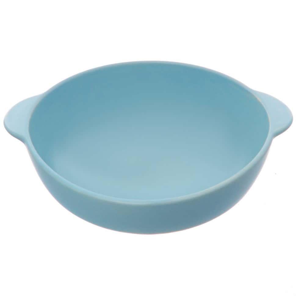 Круглая форма для запекания Repast матовый голубой 29x24x6,5 см 1,9л