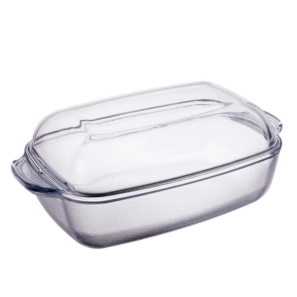 Блюдо для запекания с крышкой Simax (жаропрочное) 3,2 л