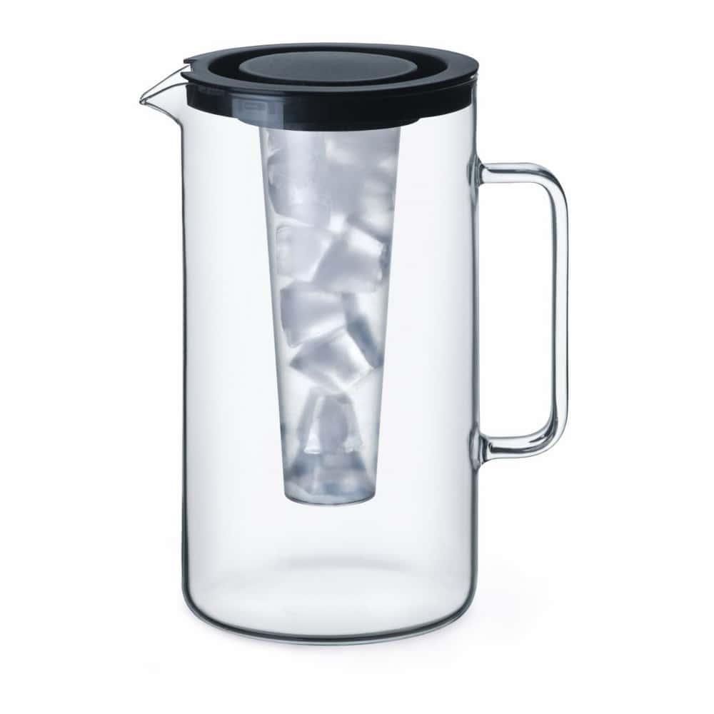 Кувшин с емкостью для льда и ситечком Simax 2,5 л