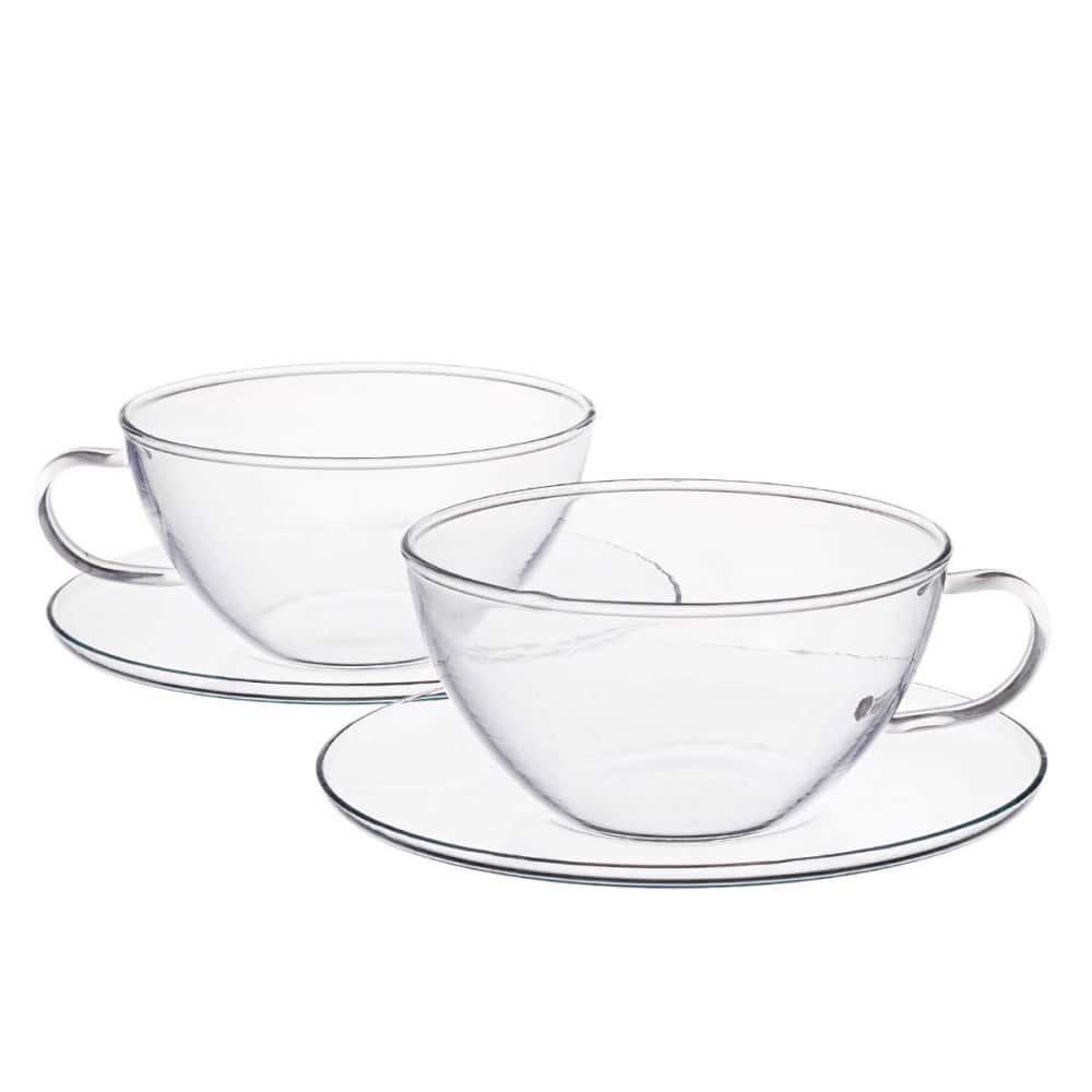 Набор чайных пар Saturn Simax 300 мл (2 шт)