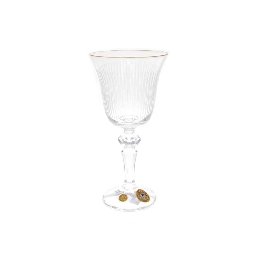 Набор фужеров для шампанского Evpas Zuby Star Crystal 170 мл E-V (6 шт)