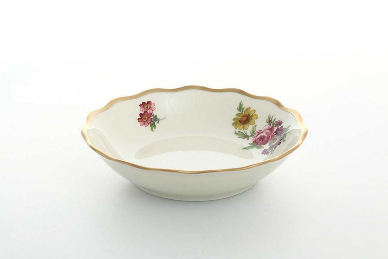Набор салатников Sterne porcelan Слоновая кость 13 см