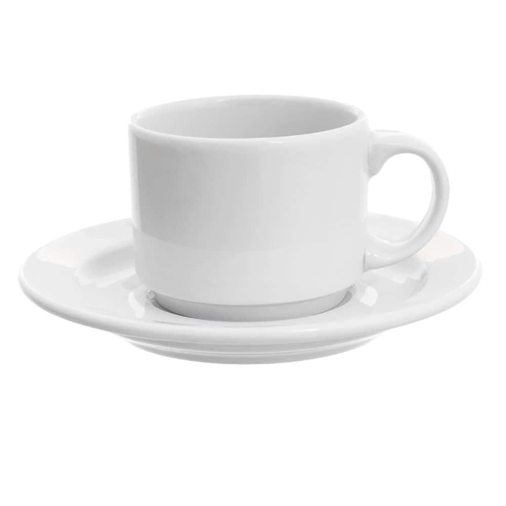 Набор кофейных пар Thun Vision 90 мл(6 пар)