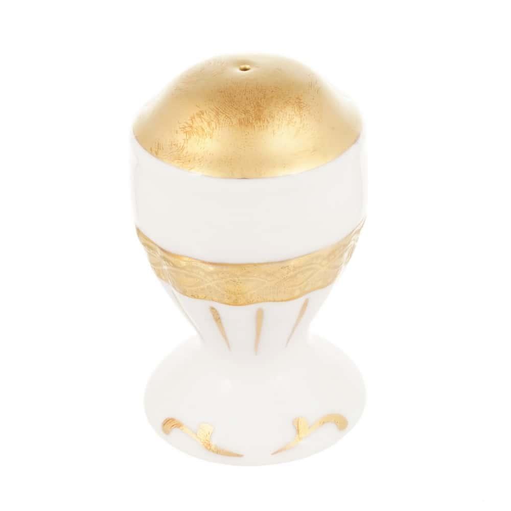 Прибор для перца Лента золотая матовая Bavarian Porcelain