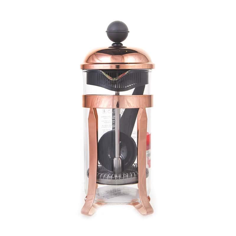 Кофейник френч-пресс Bodum Chambord, 0.35 л, цвет медный