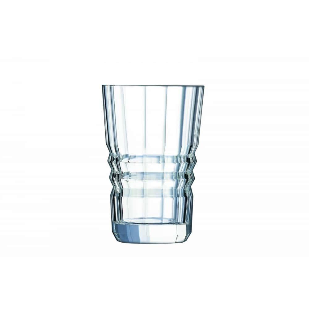 Набор из 6-ти стаканов низких 360 мл ARCHITECTE Cristal d'Arques