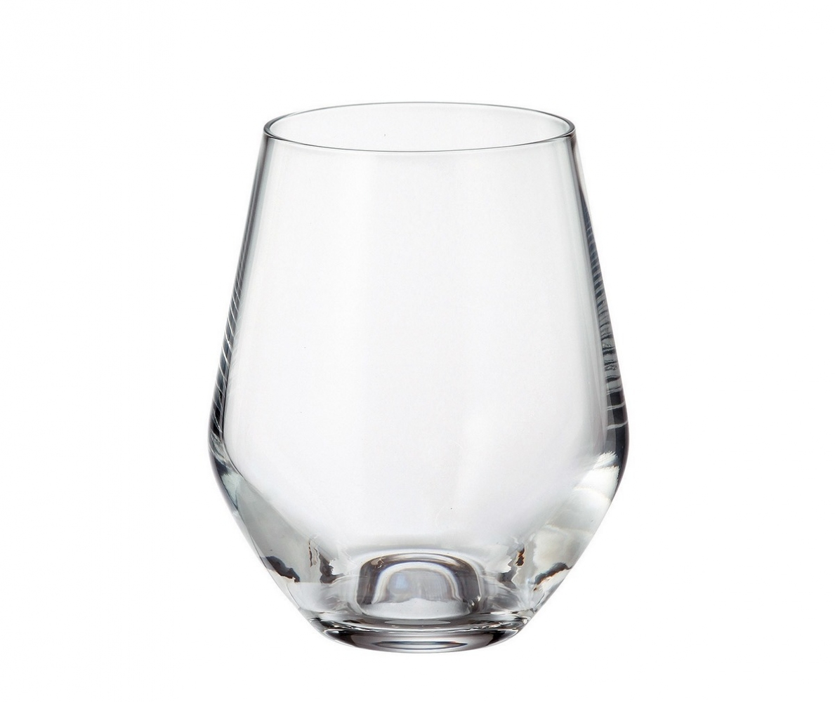 Набор стаканов 350мл.6шт. Grus Crystalite Bohemia