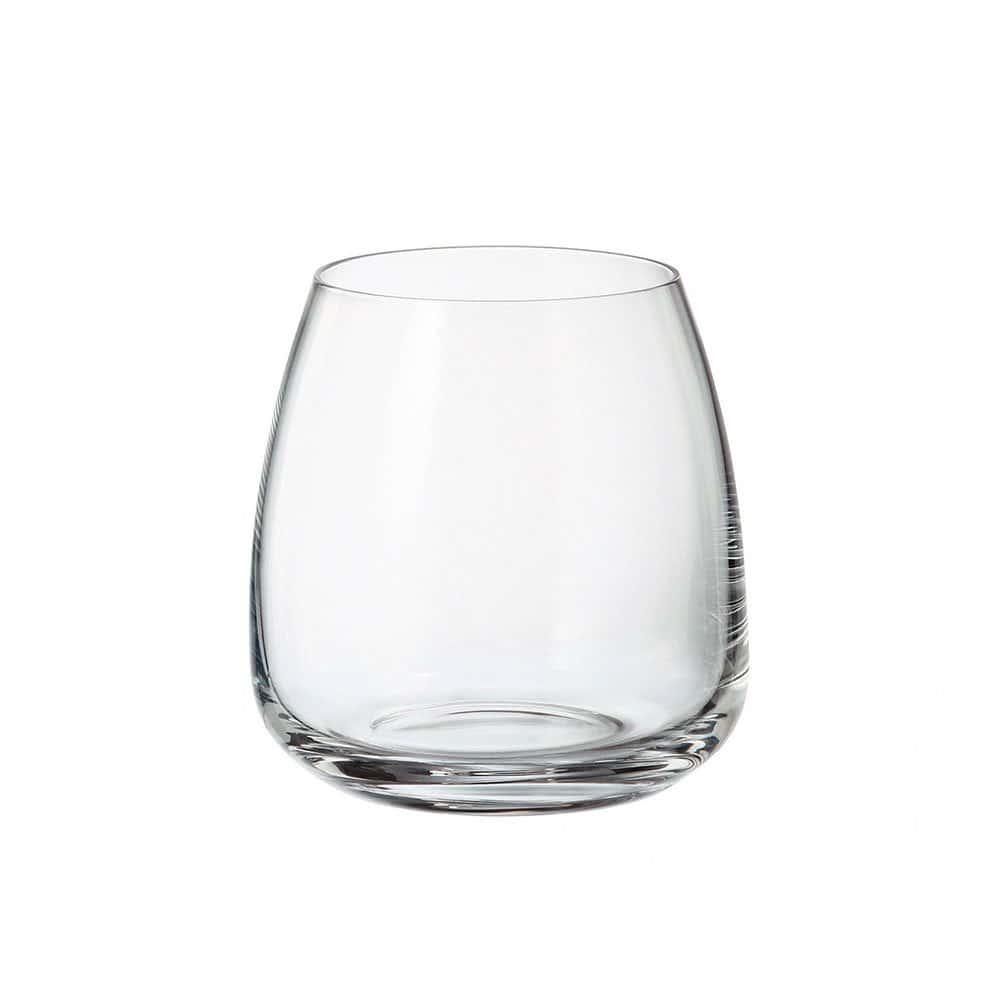 Набор стаканов 400мл.6шт. Anser Crystalite Bohemia