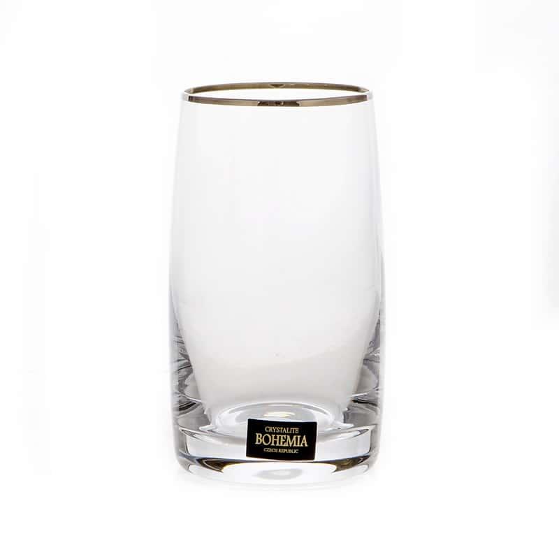 Набор стаканов 250мл.5шт. Идеал 203117 Crystalite Bohemia