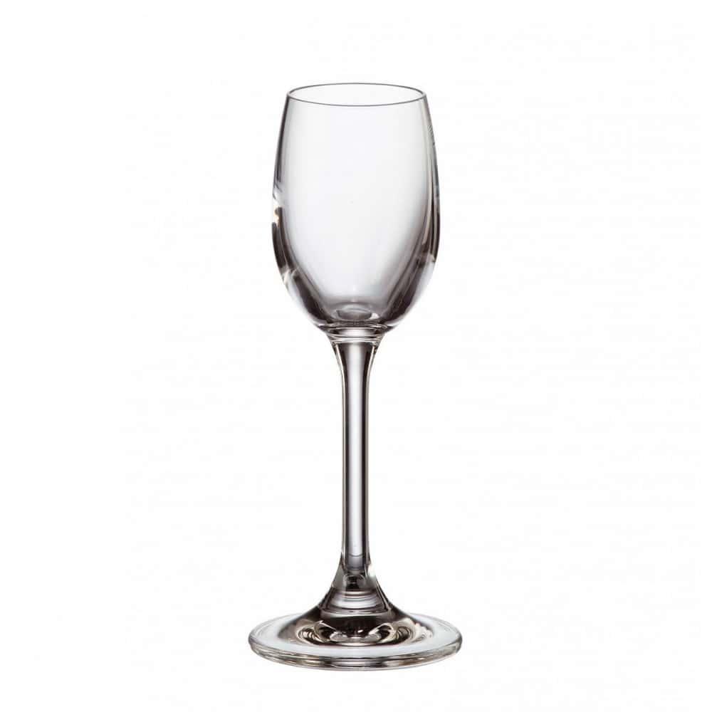 Набор бокалов 65 мл.6шт. Клара Crystalite Bohemia