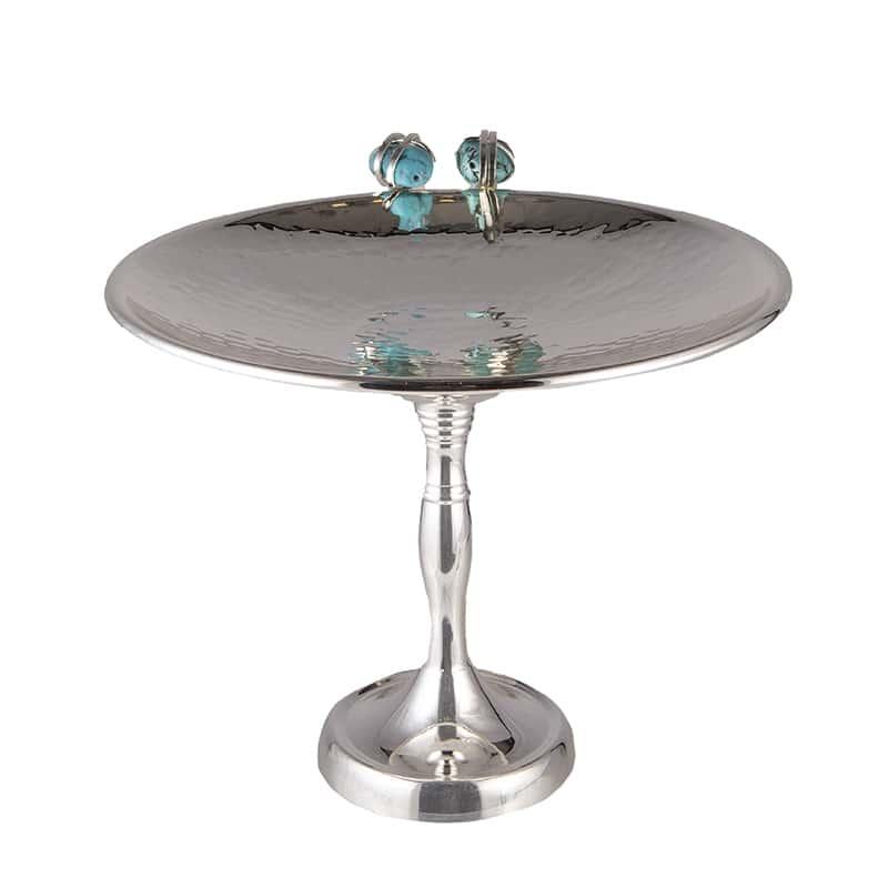 Тортница н/н 25х21см. Декоративный камень Select 60451
