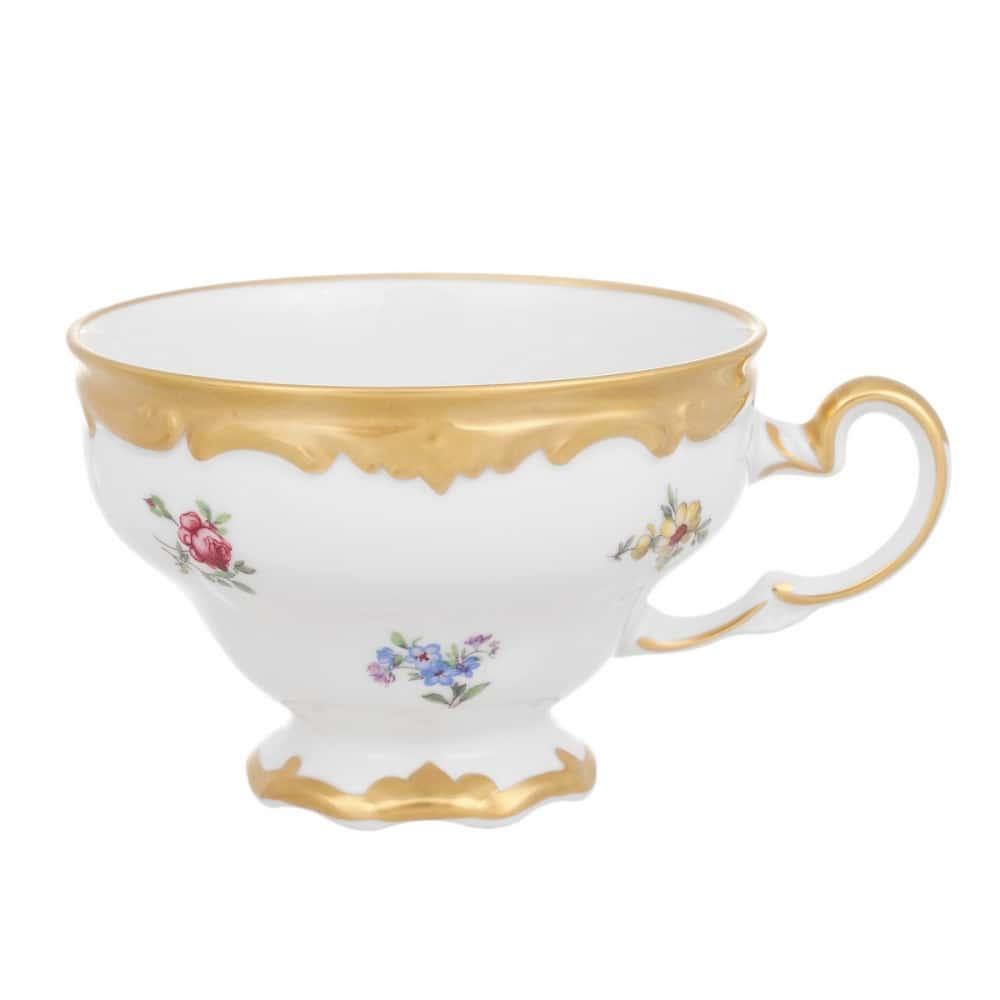 Чашка 160мл. Мейсенский цветок Weimar Porzellan