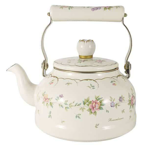 Чайник эмалированный 2,3л. Воспоминание Ejiry