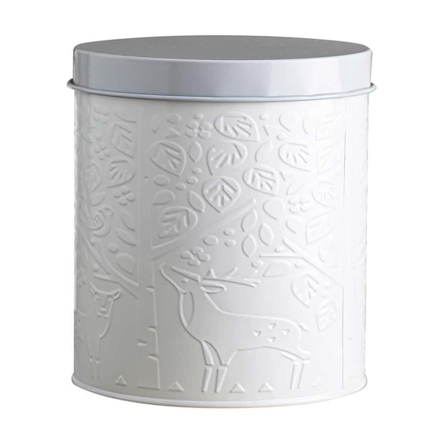 Емкость для хранения In The Forest Mason Cash 3,3 л бело-серая