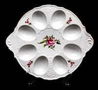 Бернадот Полевой цветок Тарелка для яиц Thun
