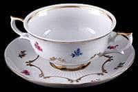 Венеция Блюмен Набор бульонниц Bavarian Porcelain
