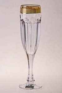 Набор бокалов для шампанского на 6 персон Сафари