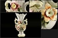 Ваза для цветов Цветы 30x30x35 см