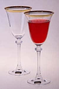 Набор фужеров для шампанского 185 мл Александра