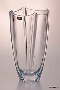 Ваза для цветов Колоссеум 30,5 см Crystalite Bohemia