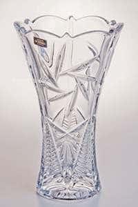 Ваза для цветов Пенвилл 25 cм Crystalite Bohemia 19068 19140