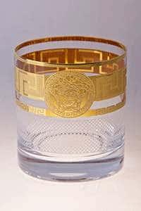 Набор стаканов для виски Каро 250 мл Bohemia